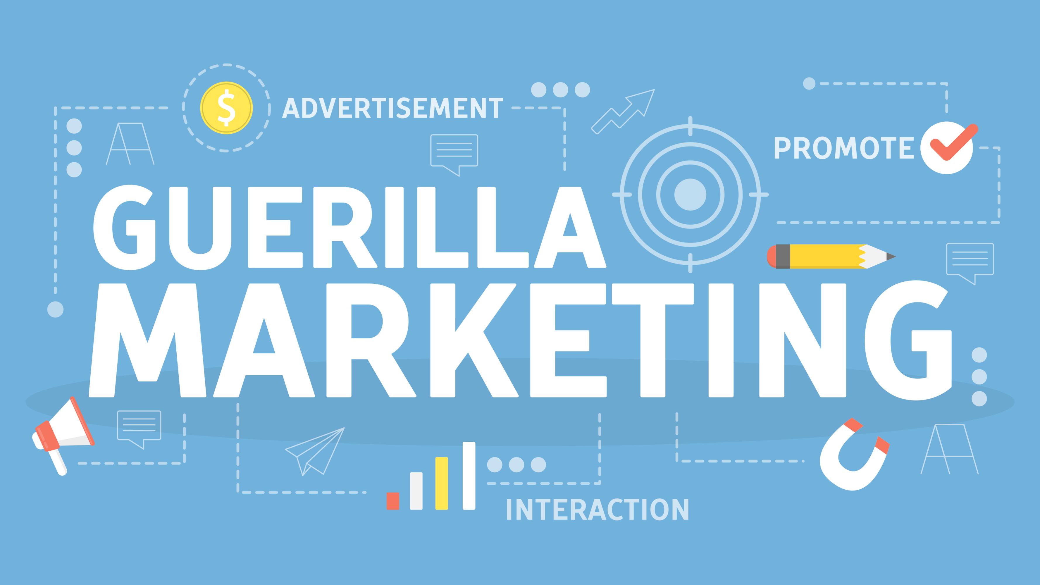 EMERALD COMMUNICATION PER IL TUO GUERILLA MARKETING